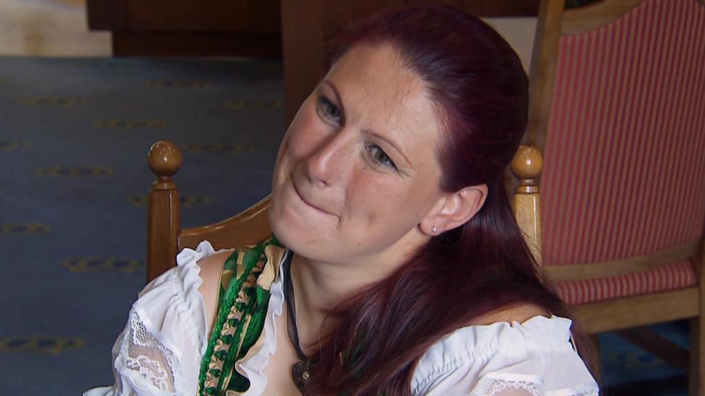 Bauer sucht Frau-Bewerberin Gaby staunt nicht schlecht
