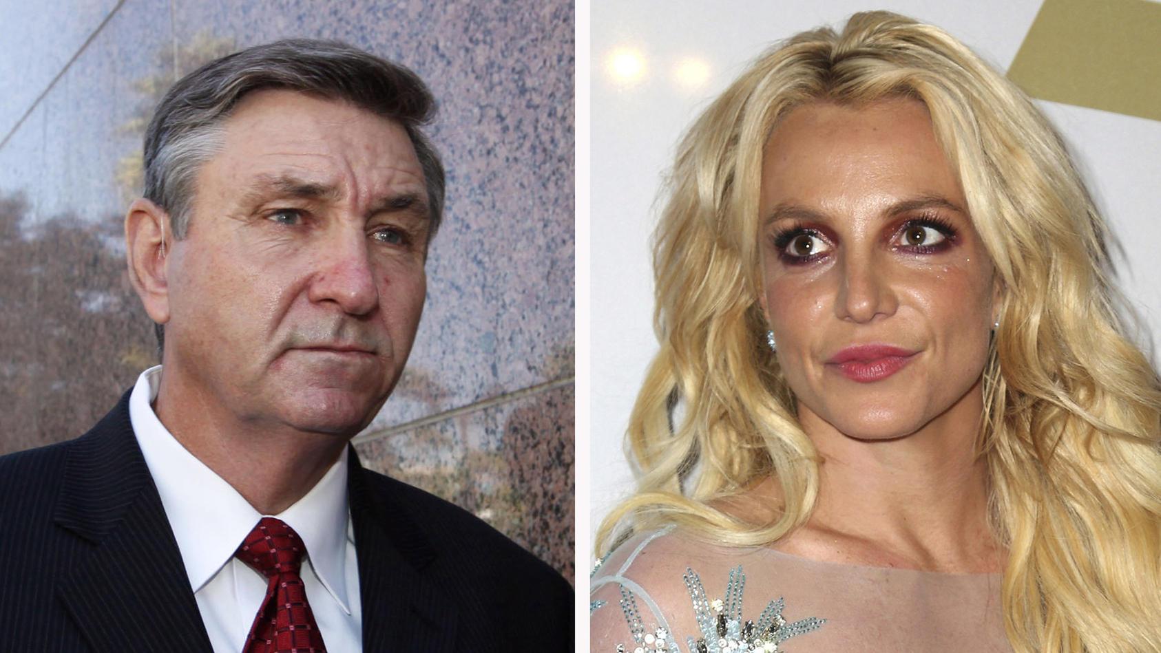 Jamie Spears bleibt der Vormund von Britney Spears