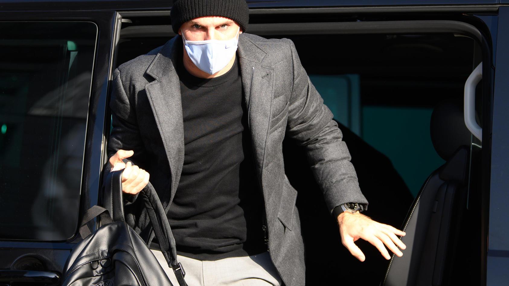 Abruptes Ende einer Dienstreise: Oliver Baumann musste das Hotel der Nationalmannschaft verlassen.