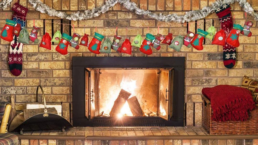 Socken Adventskalender