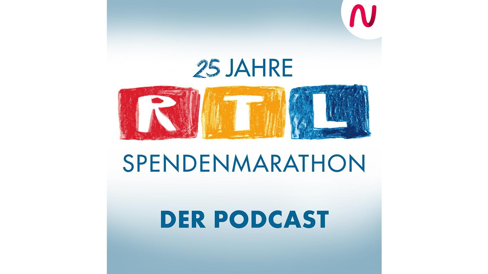 25 Jahr gibt es den RTL-Spendenmarathon bereits - und jetzt sogar mit eigenem Podcast.