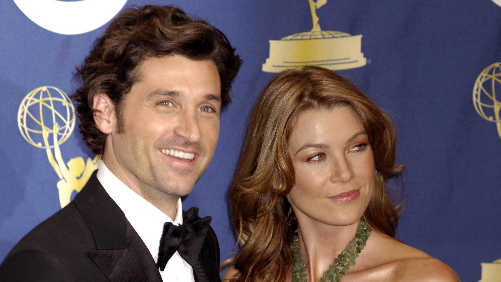 2005 bereits zusammen vor der Kamera: Patrick Dempsey und Ellen Pompeo