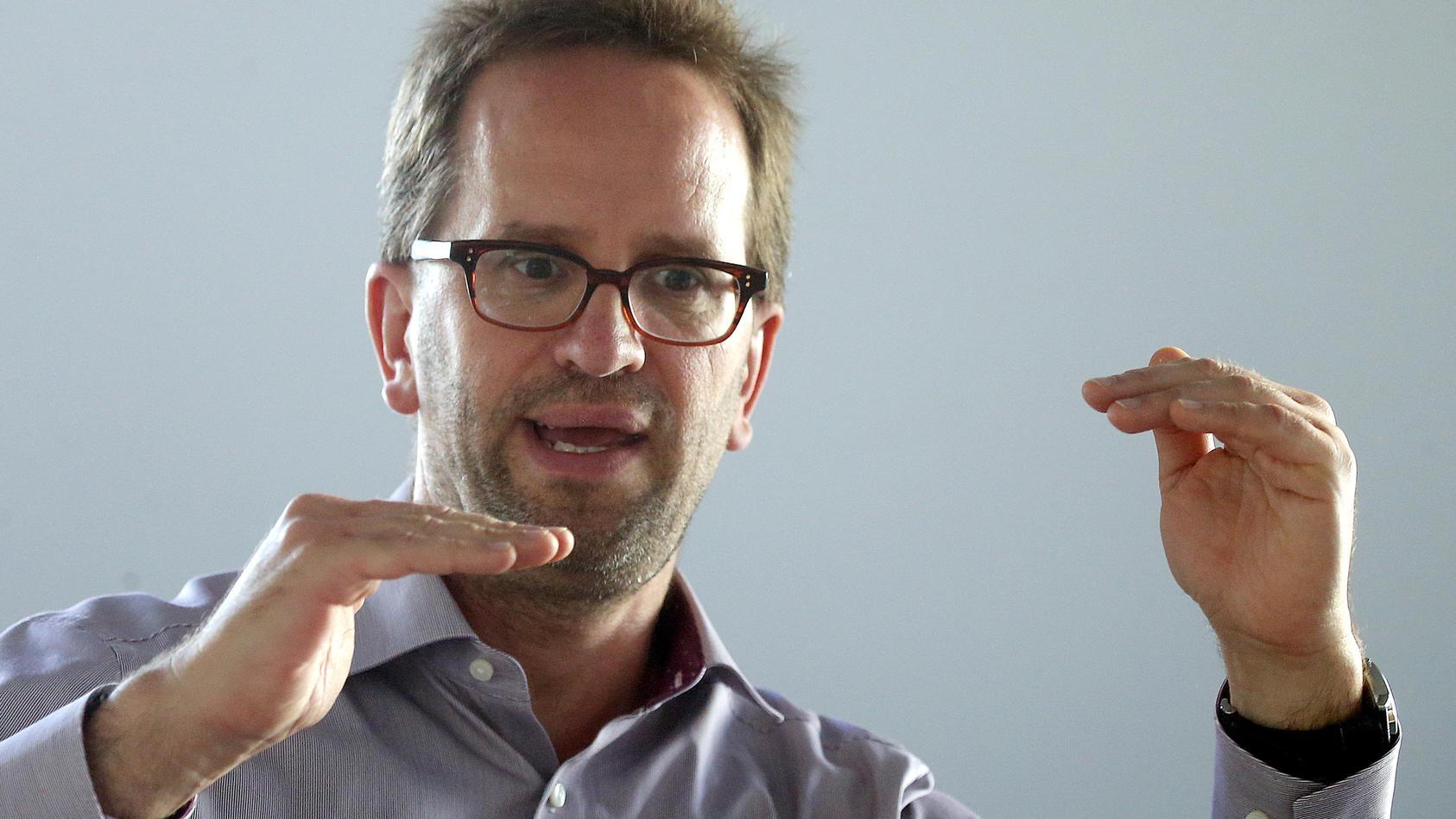 Klaus Müller, Chef der Verbraucherzentrale