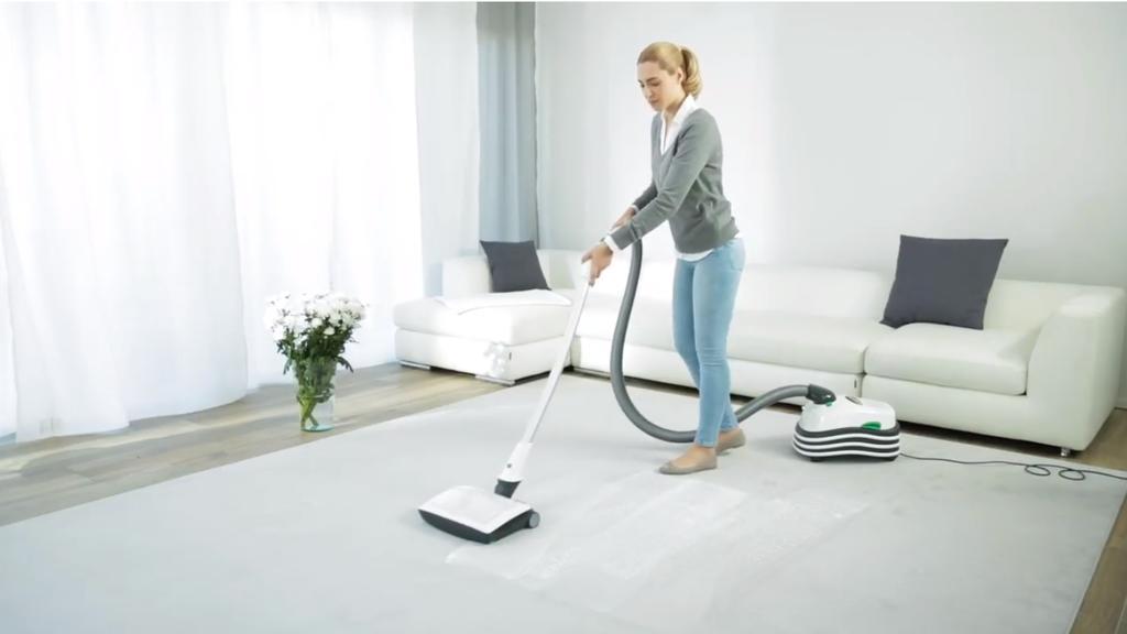 Teppichfrischer von Vorwerk