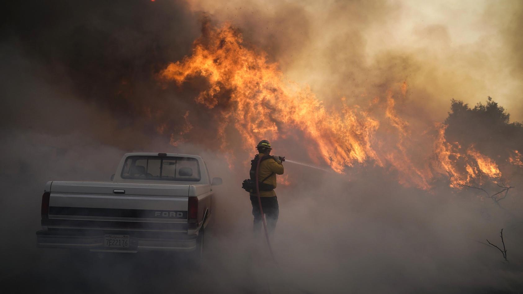 Es gibt mehr Katastrophen durch den Klimawandel und Extremwetter
