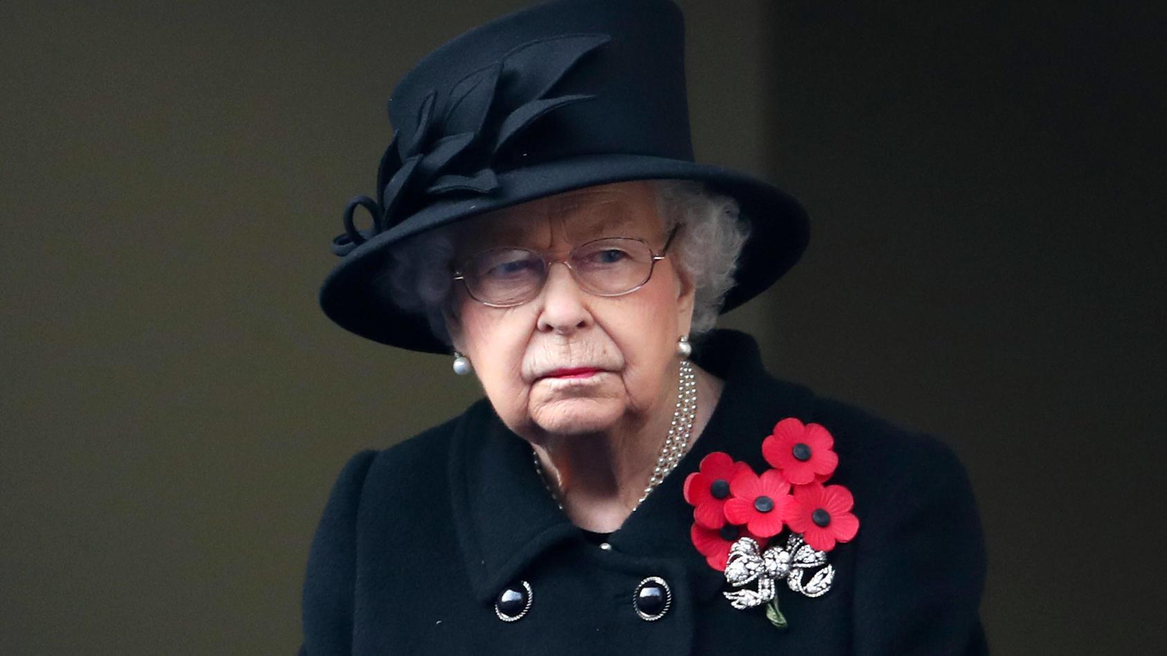 """Über ihr angebliches Ableben ist die Queen sicherlich """"not amused""""."""