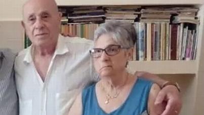 Olga und Vincenzo Molino starben am selben Tag an einer Infektion mit dem Coronavirus.