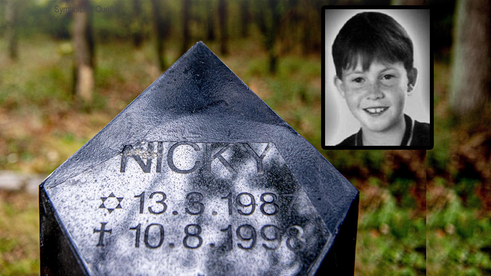 Nicky Verstappen verschwand im August 1998 aus dem Ferienlager.