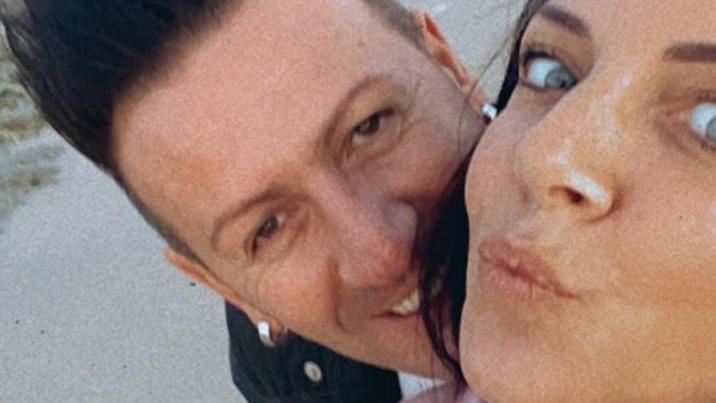 Danni Büchner und Ennesto Monté sind ein Paar.