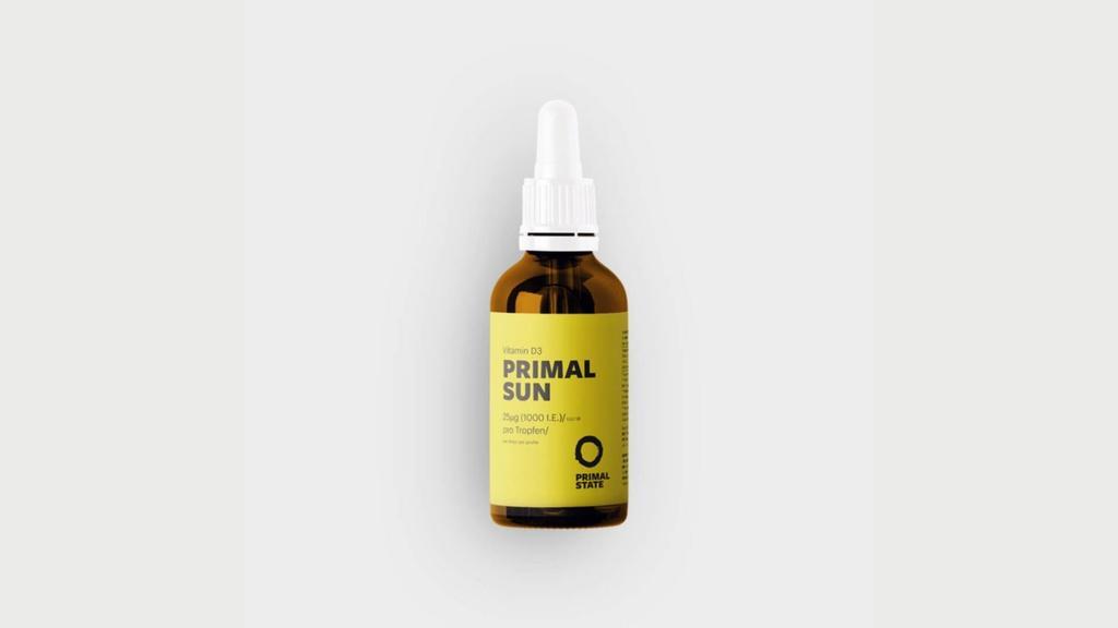 Vitamin-D3-Tropfen von Primal State