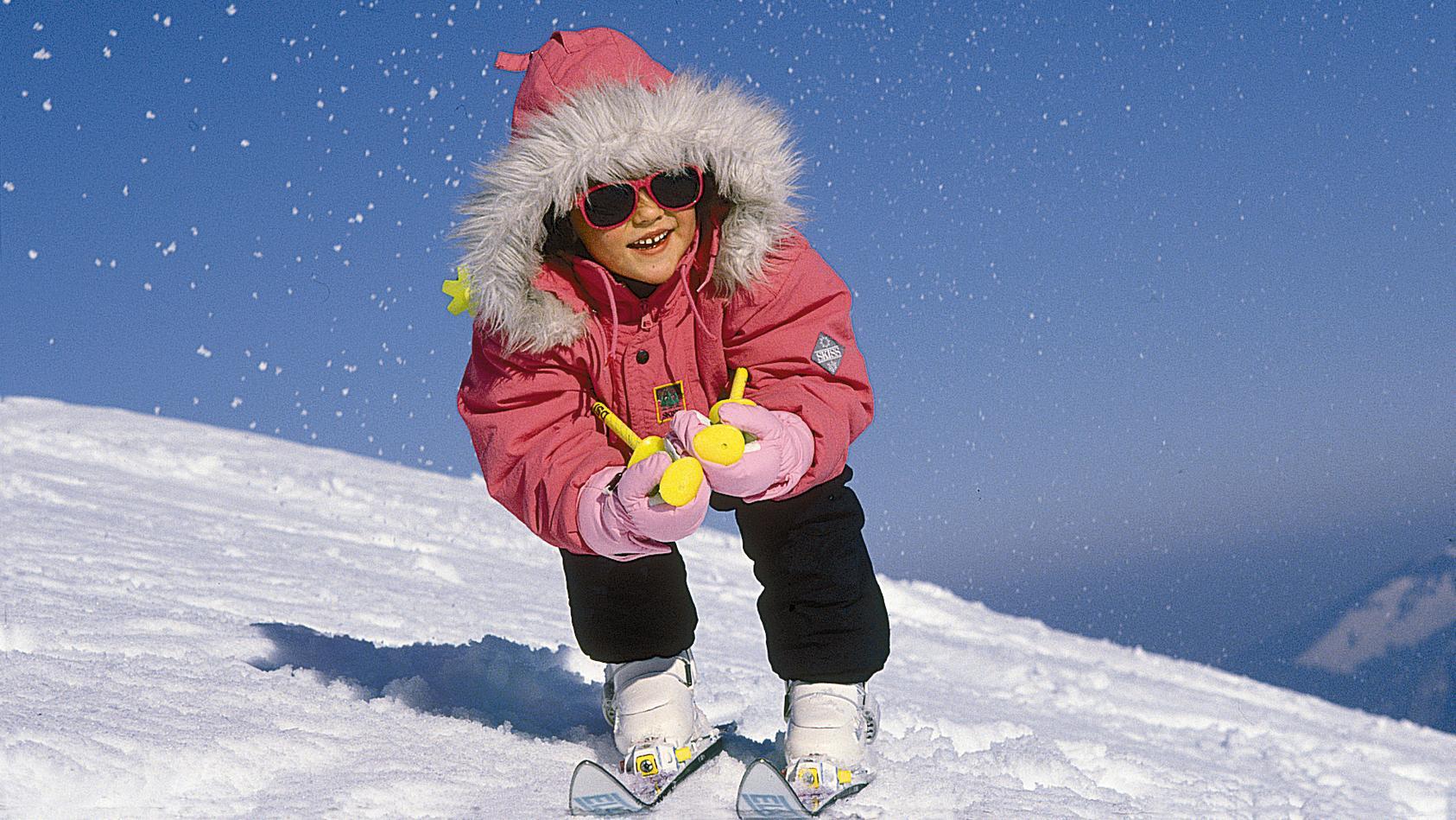So finden Sie die richtige Kinderjacke für den Herbst und Winter.