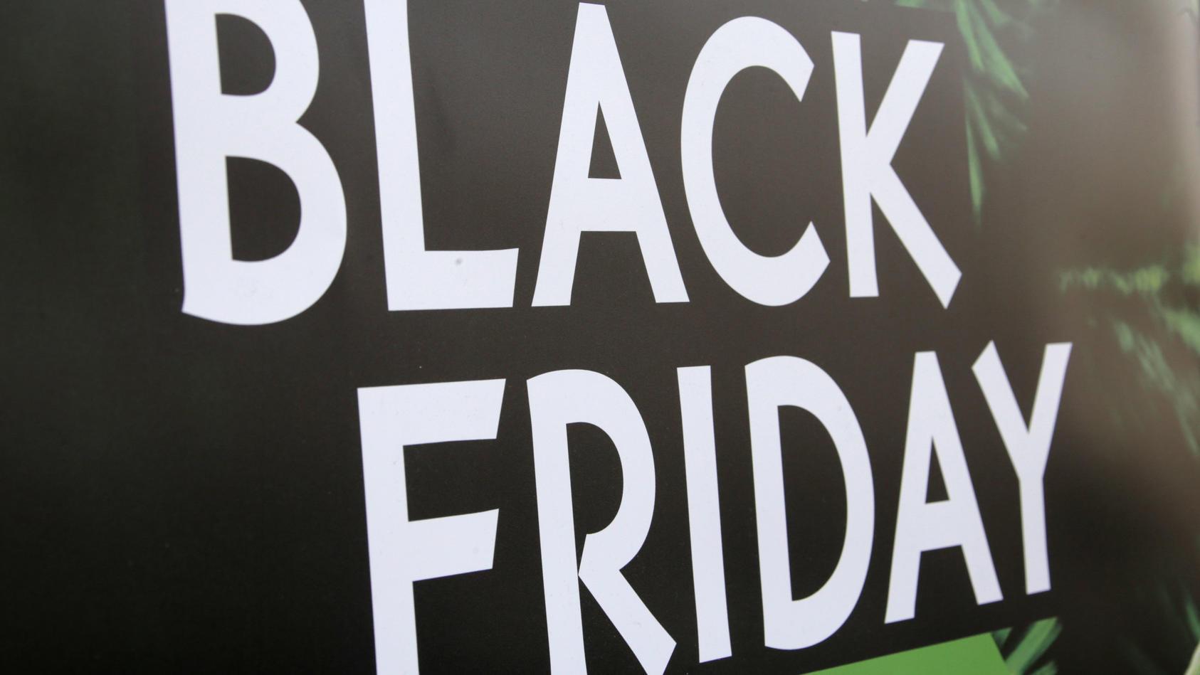 Black Friday: Umsatzeinbußen befürchtet