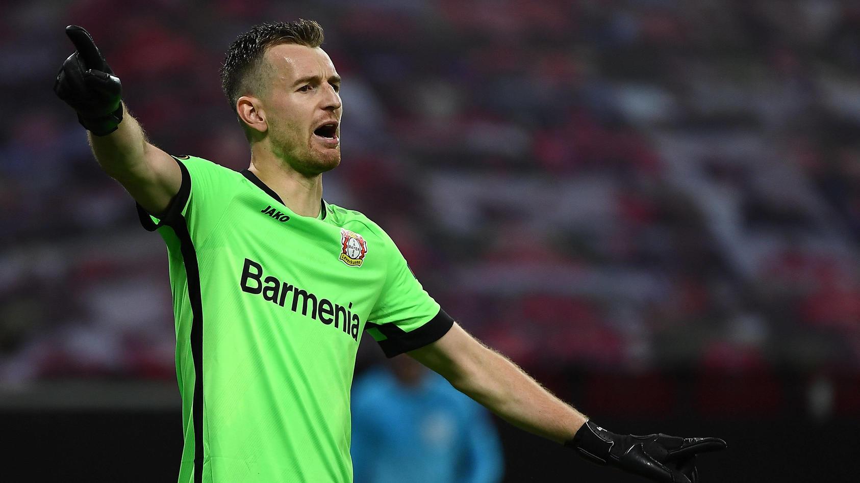 Lukas Hradecky- Bayer Leverkusen 04