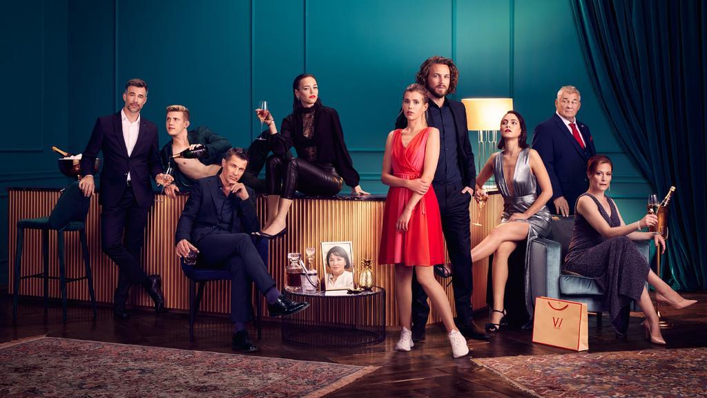 """Der Cast von """"Verbotene Liebe - Next Generation"""""""