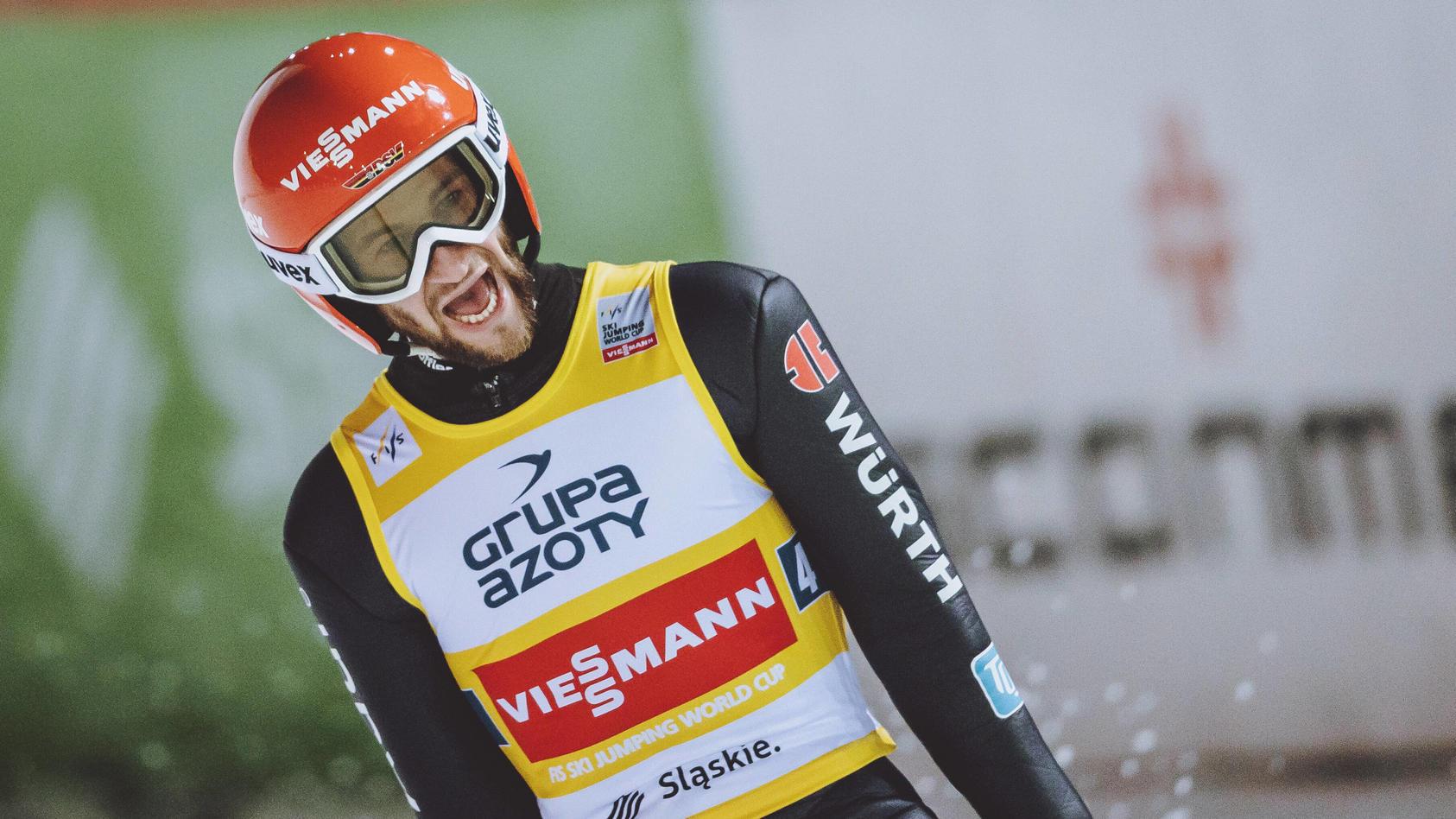 POL, FIS Weltcup Ski Sprung, Wisla 21.11.2020, Adam Malysz Arena, Wisla, POL, FIS Weltcup Ski Sprung, Teambewerb, im Bil