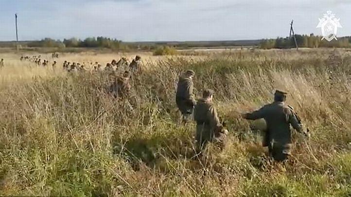 Russland: Suche nach von Kinderschänder entführtem Jungen