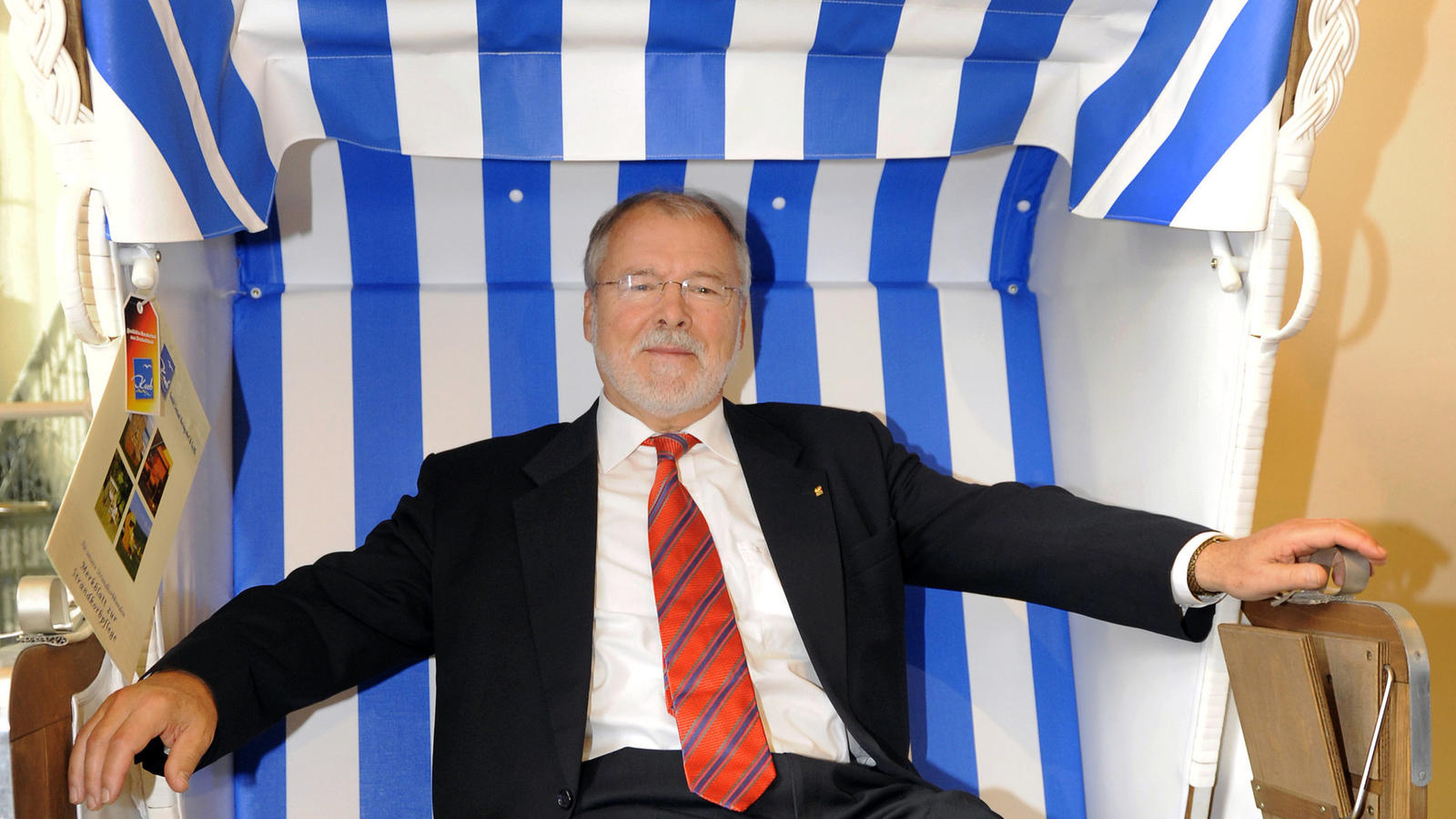 Harald Ringstorff gestorben