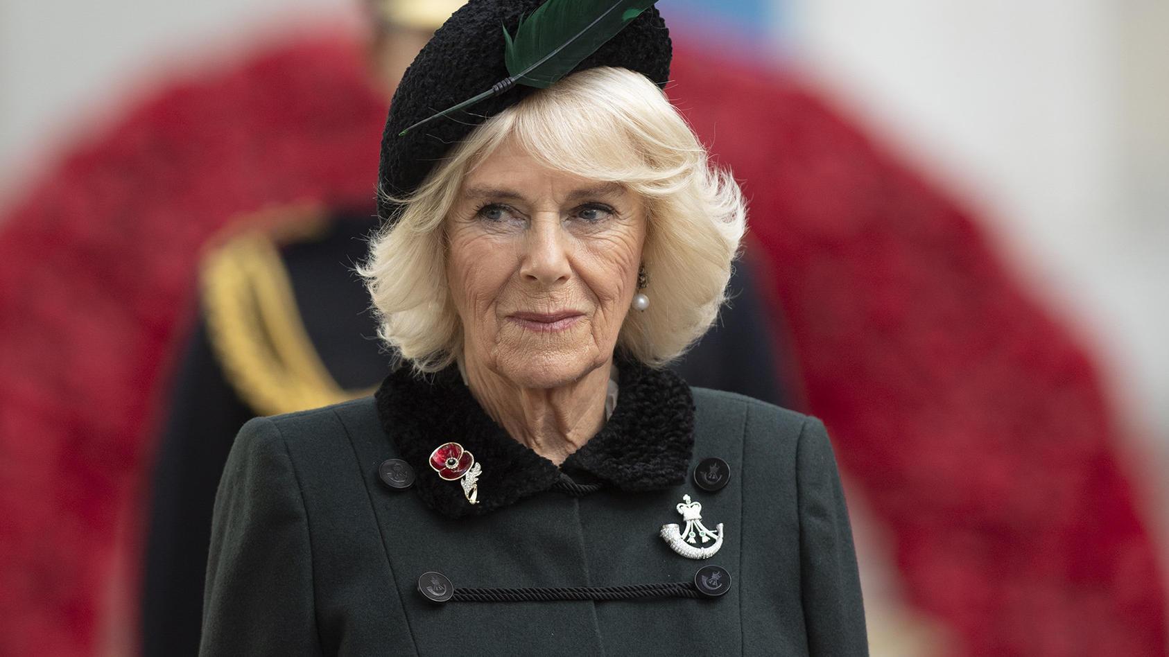 Hass-Attacken gegen Herzogin Camilla.