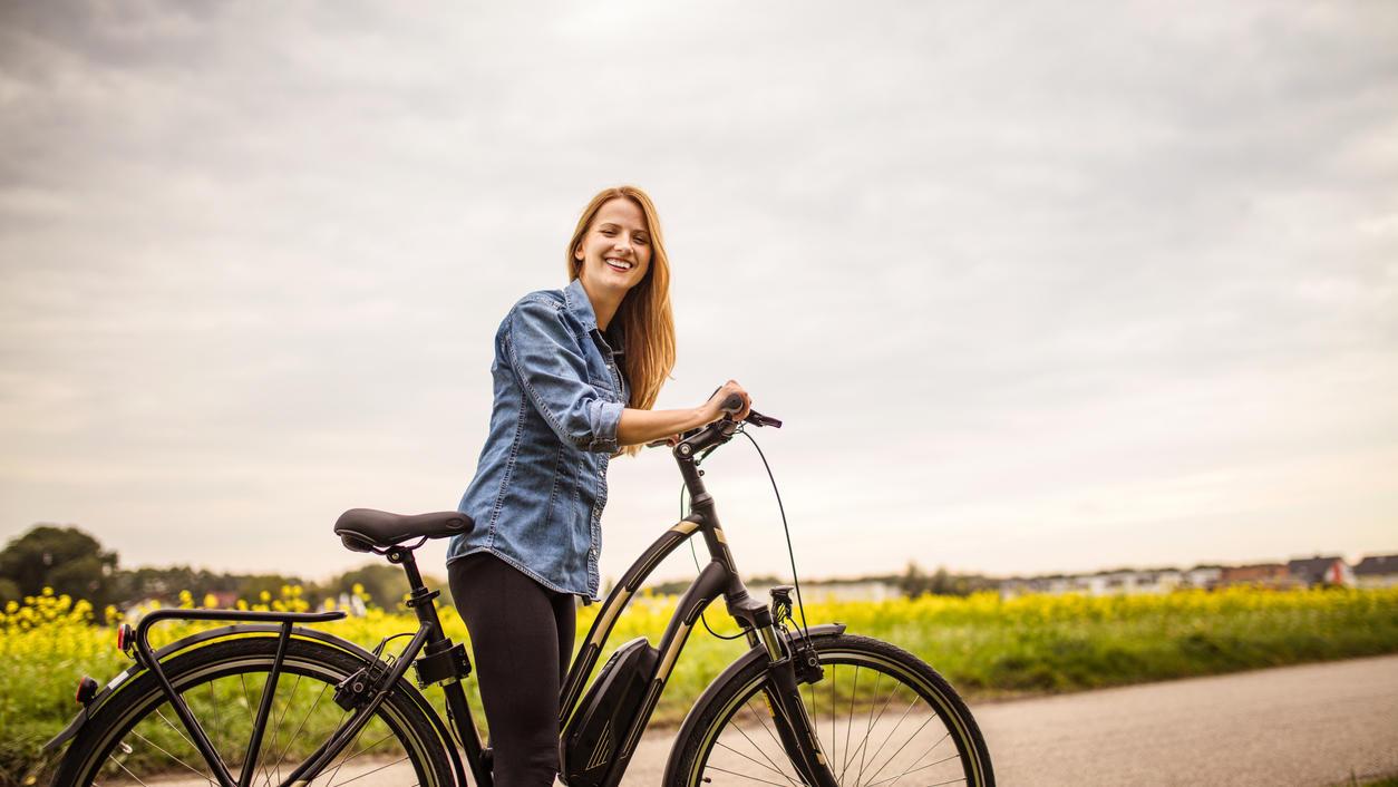E-Bikes werden immer beliebter.