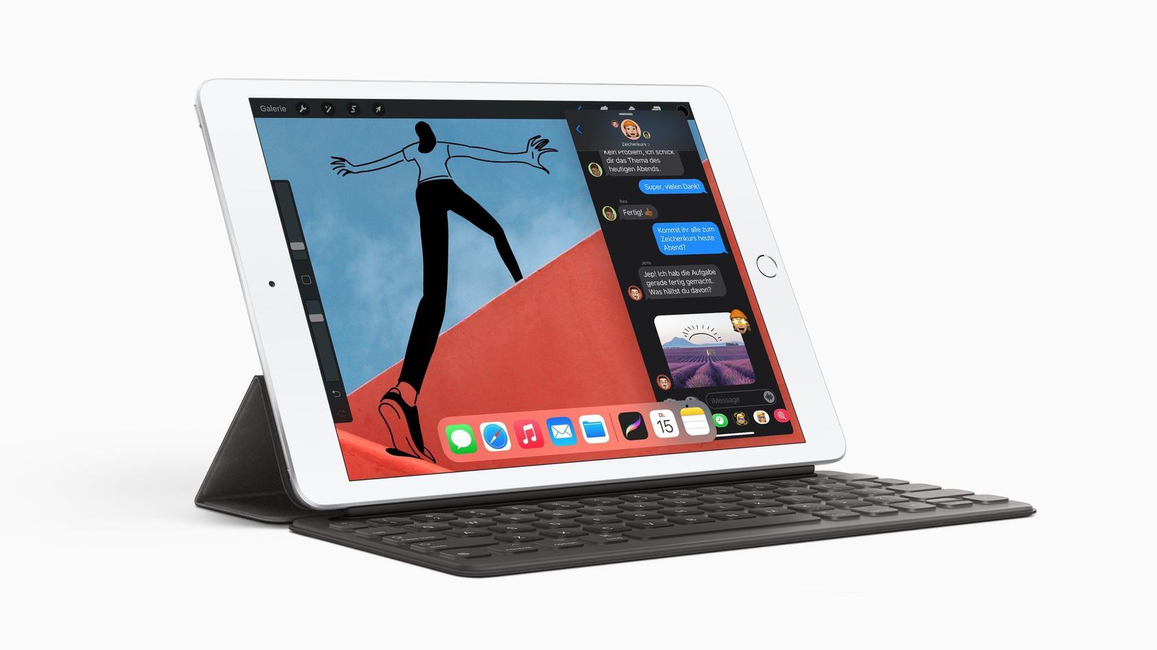 Was kann das Apple iPad 2020? Wir erzählen euch, ob sich das Ebay-Angebot lohnt.