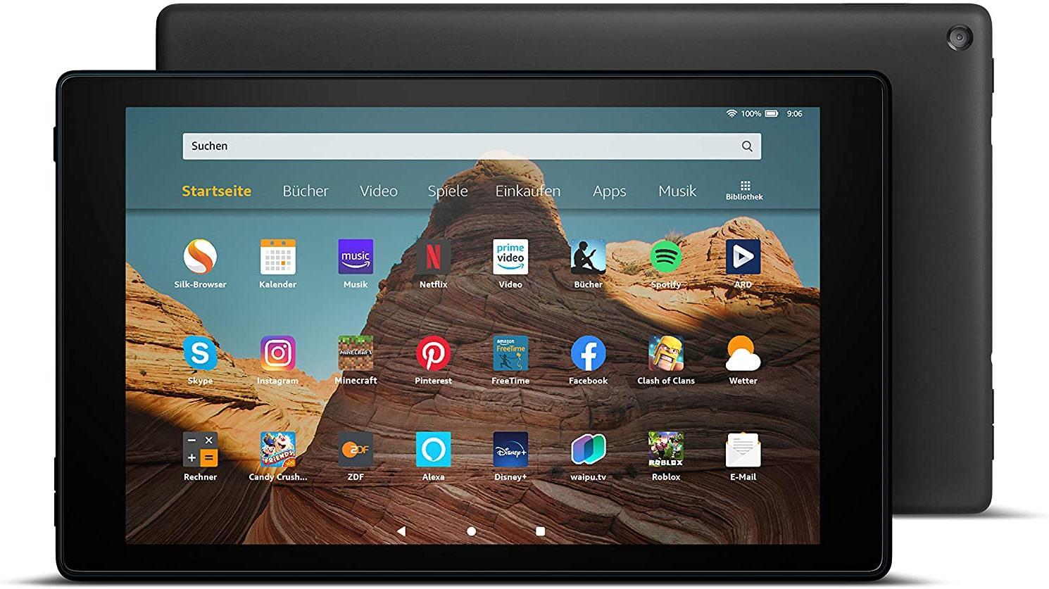 Media Markt bietet das Tablet Amazon Fire HD 10 aktuell für 87,71 Euro als Black-Friday-Week-Deal an. Ein gutes Angebot?