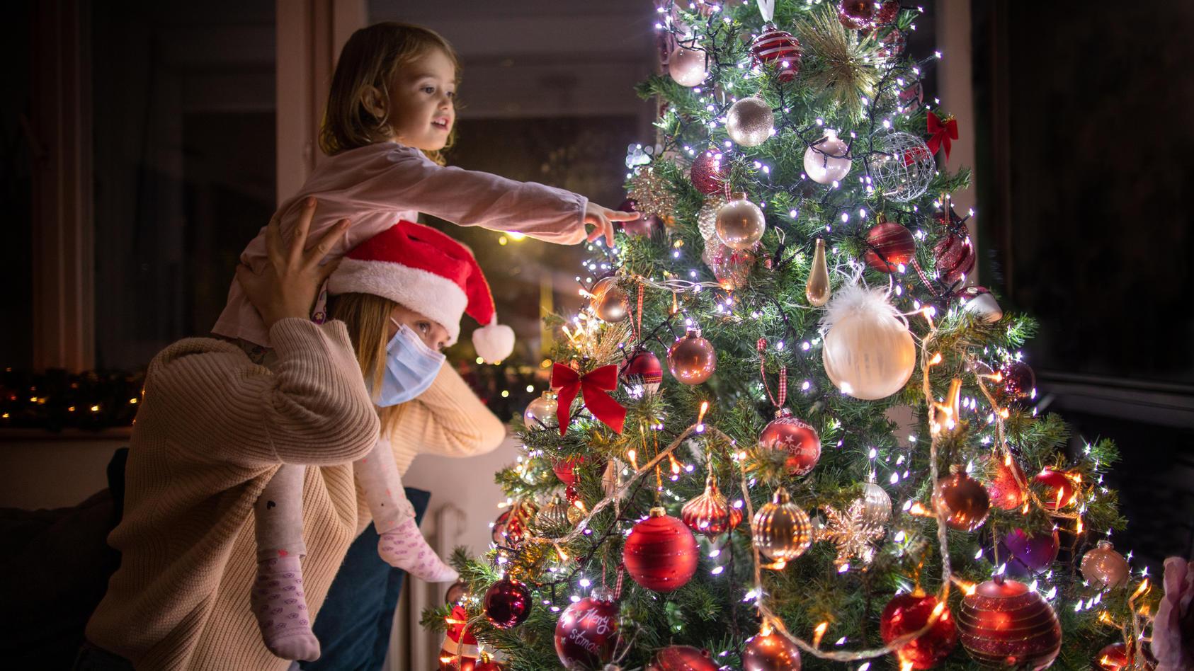 Die Weihnachtszeit wird sich in diesem Jahr durch Corona verändern.