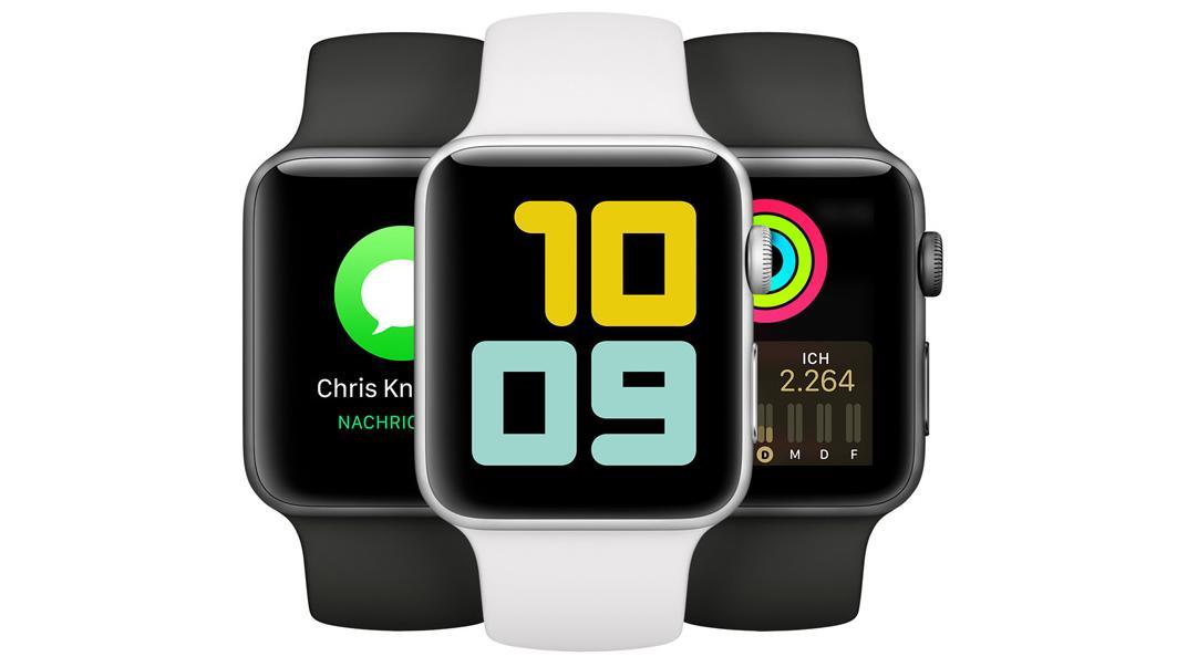Die Apple Watch Series 3 gibt es bei Ebay aktuell im Angebot. Lohnt sich der Kauf?