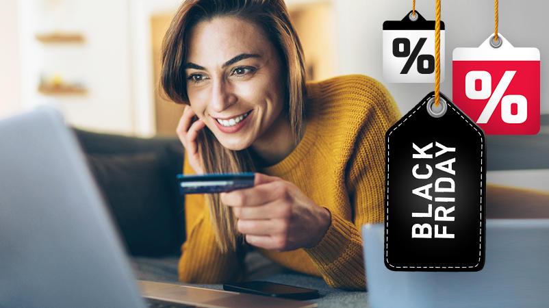 Die Black-Friday-Woche läuft und Deutschland ist im Shopping-Fieber.