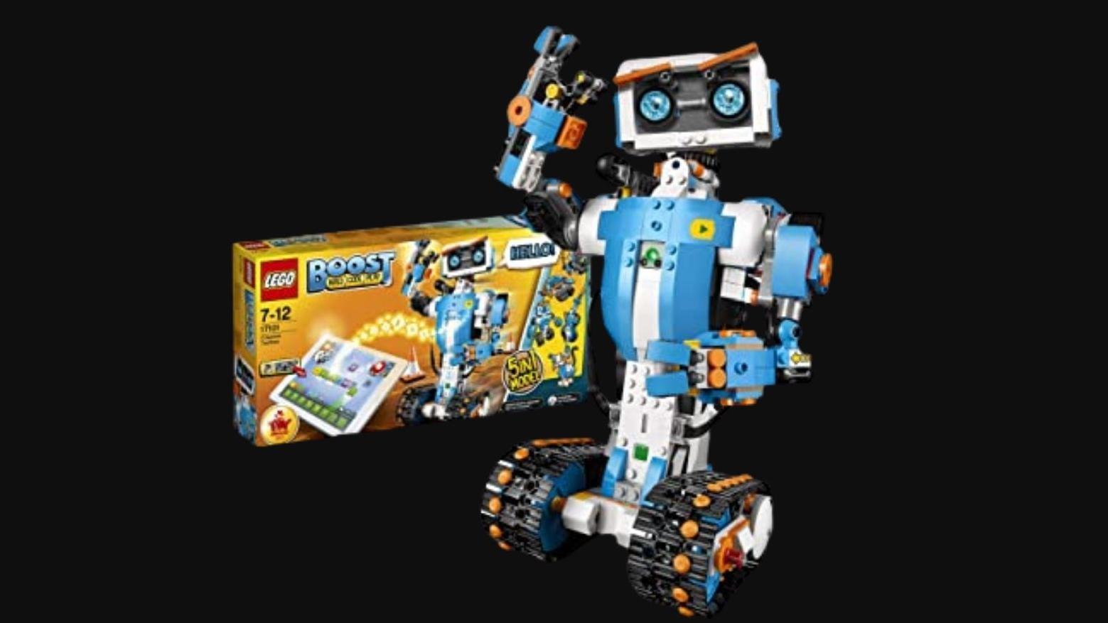 Lego Boost: Programmierbarer Roboter für Kinder im Angebot