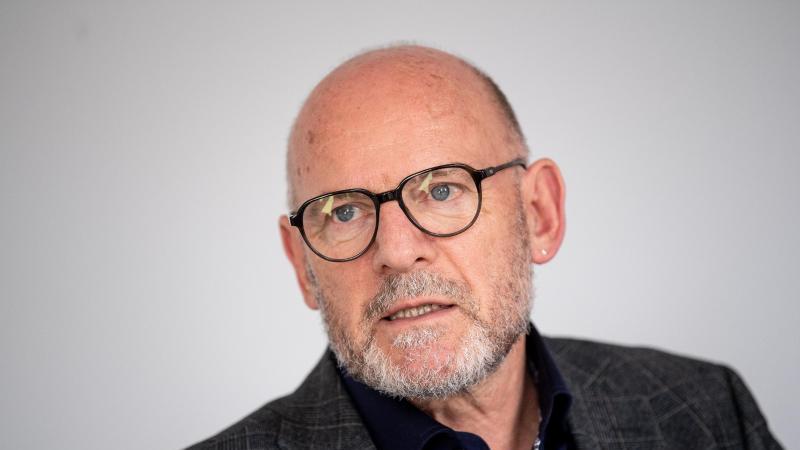 Winfried Hermann (Die Grünen), Verkehrsminister von Baden-Württemberg. Foto: Fabian Sommer/dpa/Archiv