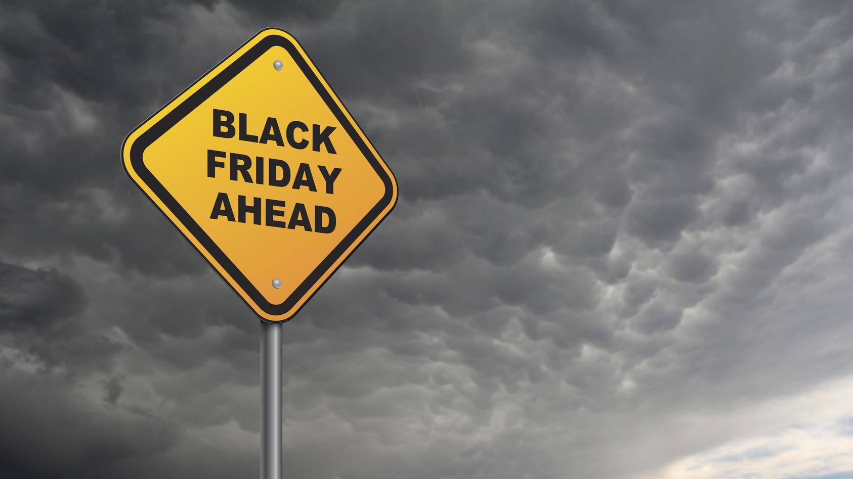 Der Black-Friday ist da. Viele Shops haben starke Angebote.