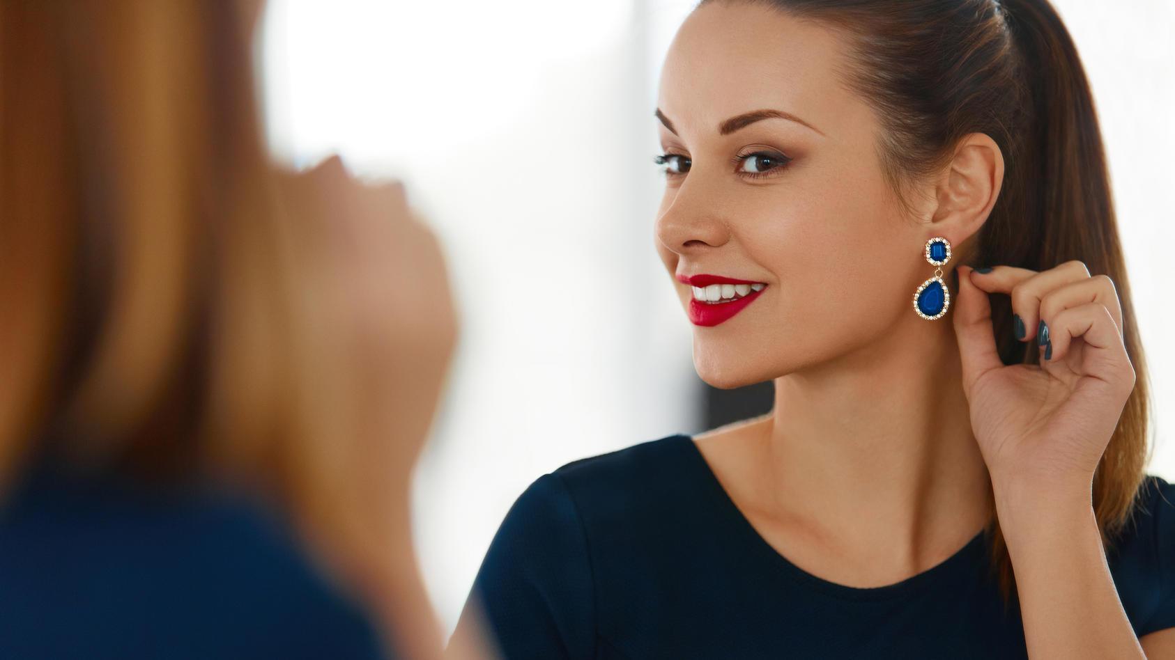 Statement-Ohrringe sind der Accessoires-Trend dieser Modesaison