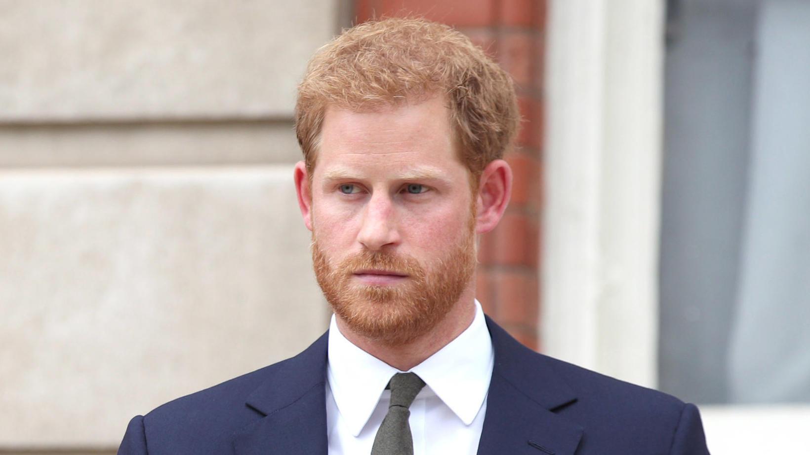 Prinz Harry behauptet, dass die Corona-Pandemie die Strafe der Natur ist.