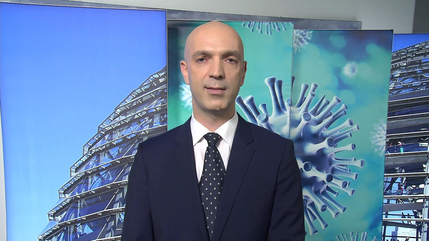 Virologe Schmidt-Chanasit im Gespräch mit RTL