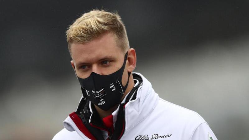 Verabschiedet sich Mick Schumacher mit dem Formel-2-Gesamtsieg in die Königsklasse?. Foto: Matthias Schrader/AP/dpa