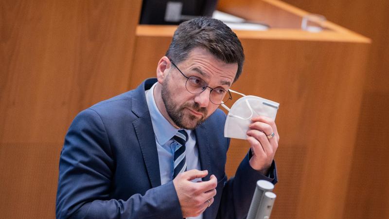 Thomas Kutschaty (SPD). Foto: Rolf Vennenbernd/dpa