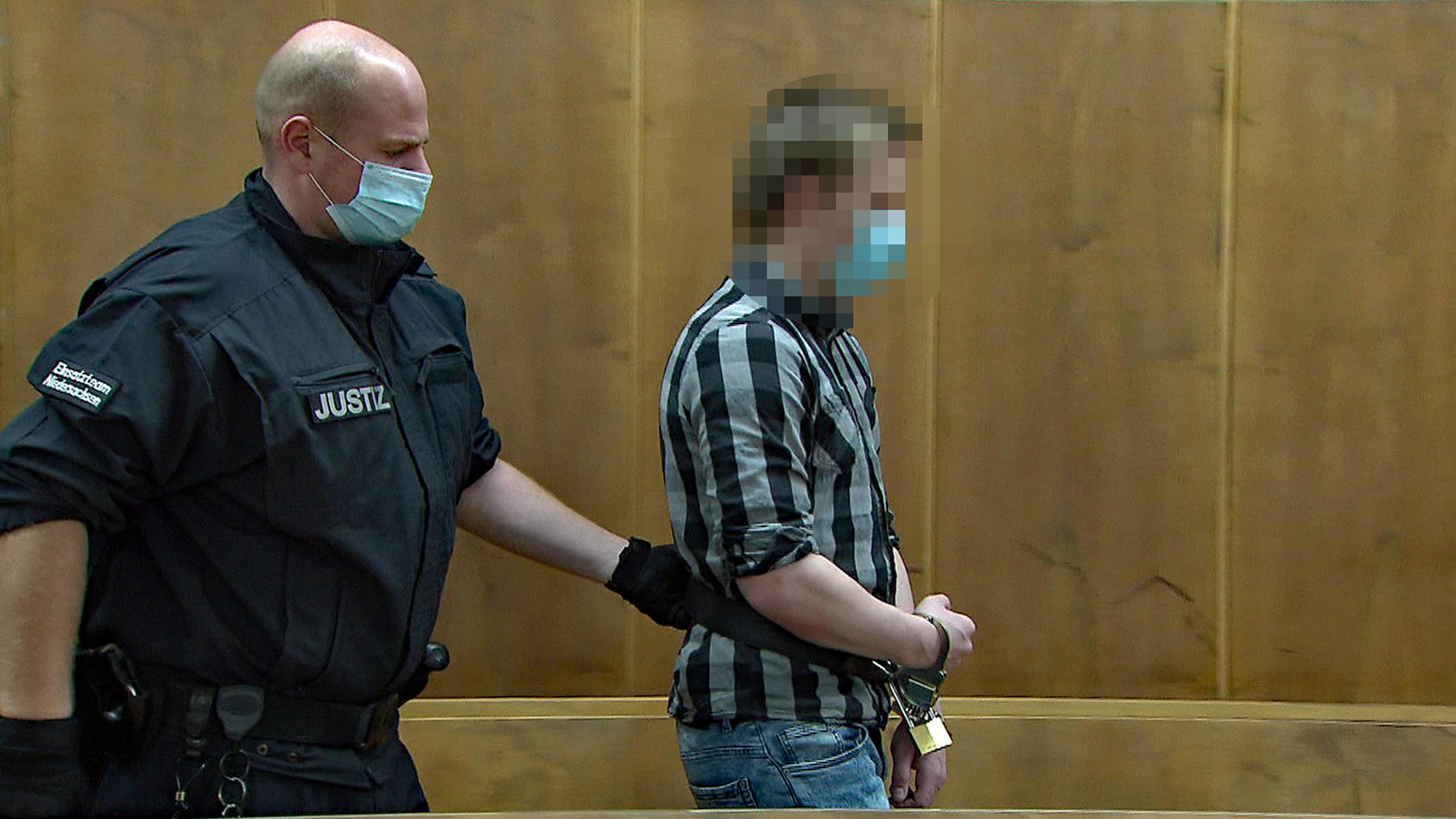 Dennis M. wurde zu 8 Jahren Haft nach dem Jugendstrafrecht verurteilt