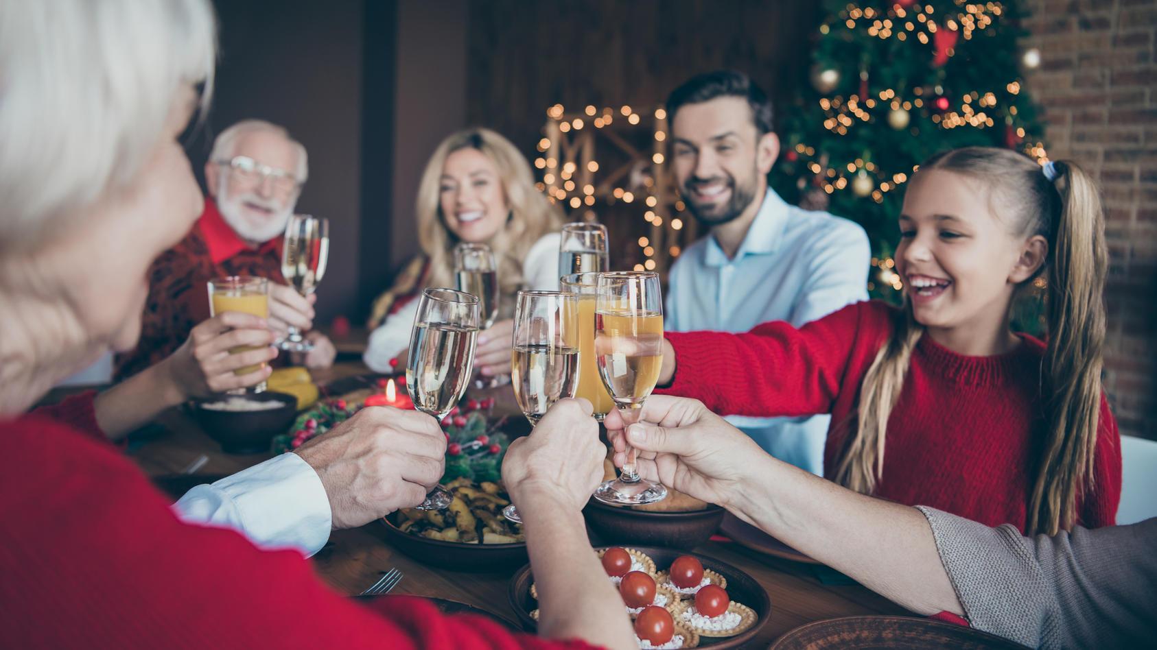 Familientreffen an Weihnachten: Geht das auch in diesem Jahr?