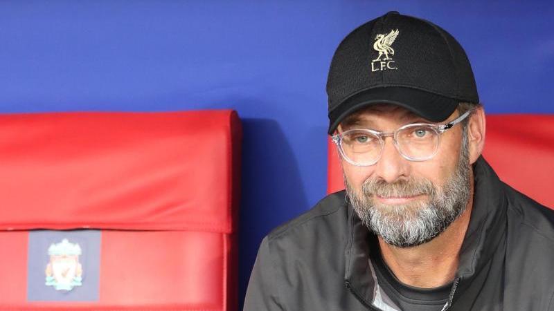 Trainer Jürgen Klopp von Liverpool. Foto: Jan Woitas/dpa-Zentralbild/dpa/Archivbild