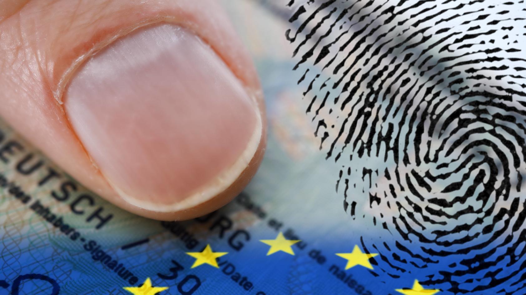 Neuer Perso: Doppelter Fingerabdruck ist bald Pflicht