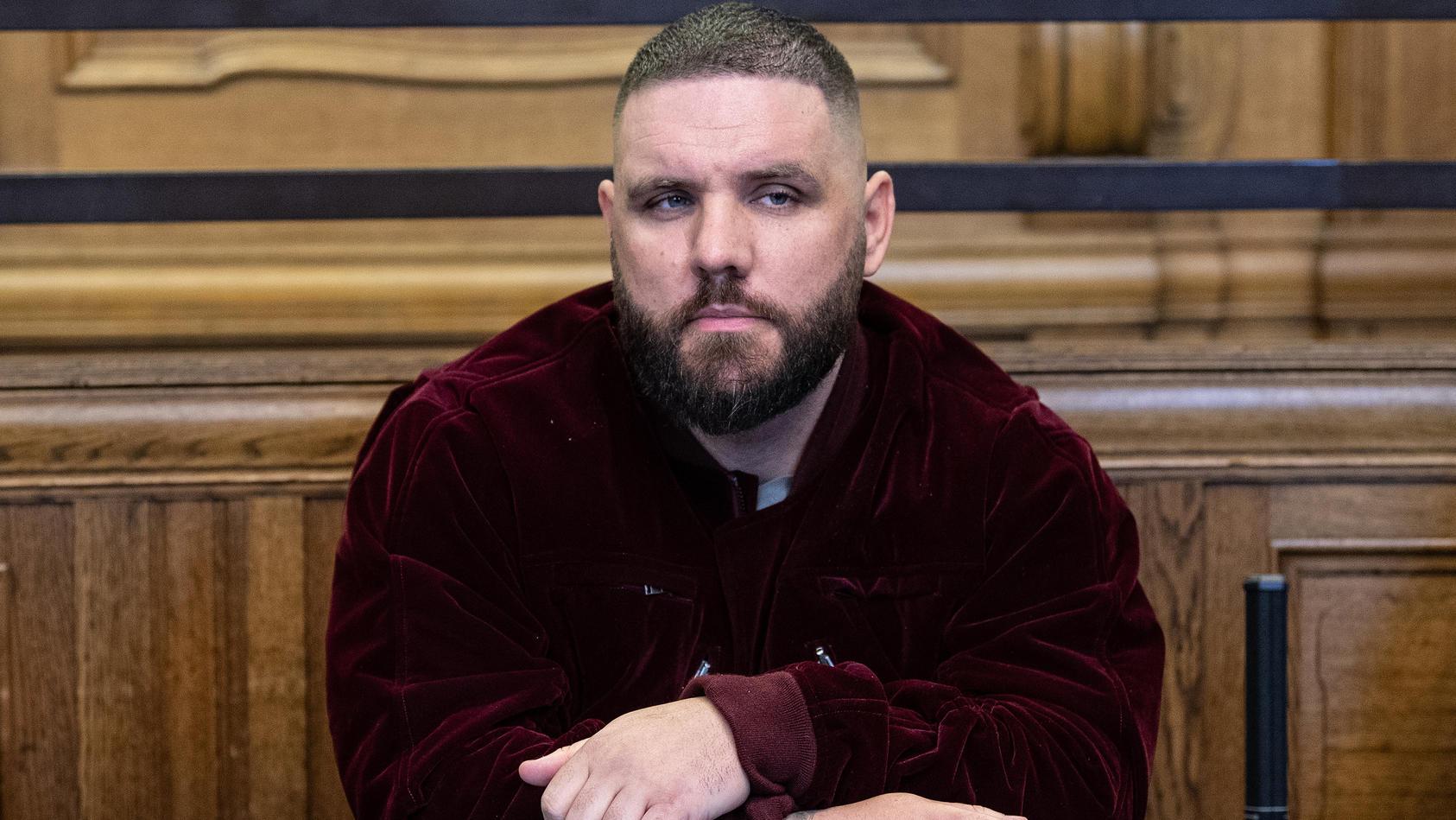 """Prozess gegen Rapper """"Fler"""""""