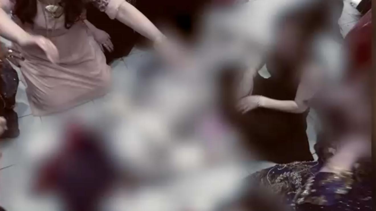 Shilan (†), stirbt an den Schussverletzungen