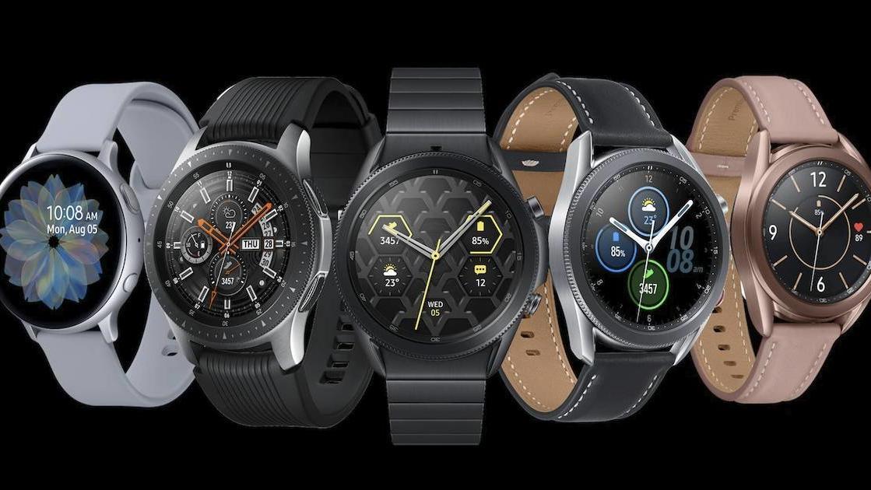 Die Samsung-Galaxy-Smartwatches haben eine Vielzahl von Funktionen.