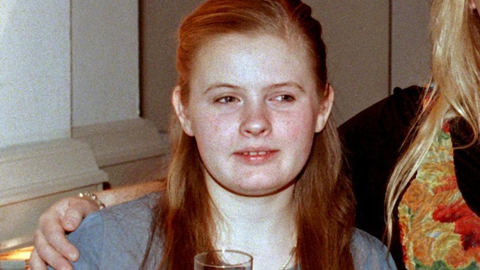 Barby Kelly im Jahr 2000 - kurz, bevor sie sich aus der Öffentlichkeit zurückgezogen hat.