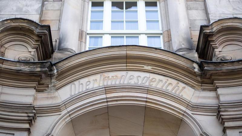 Das Oberlandesgericht Düsseldorf. Foto: Marius Becker/dpa/Archiv