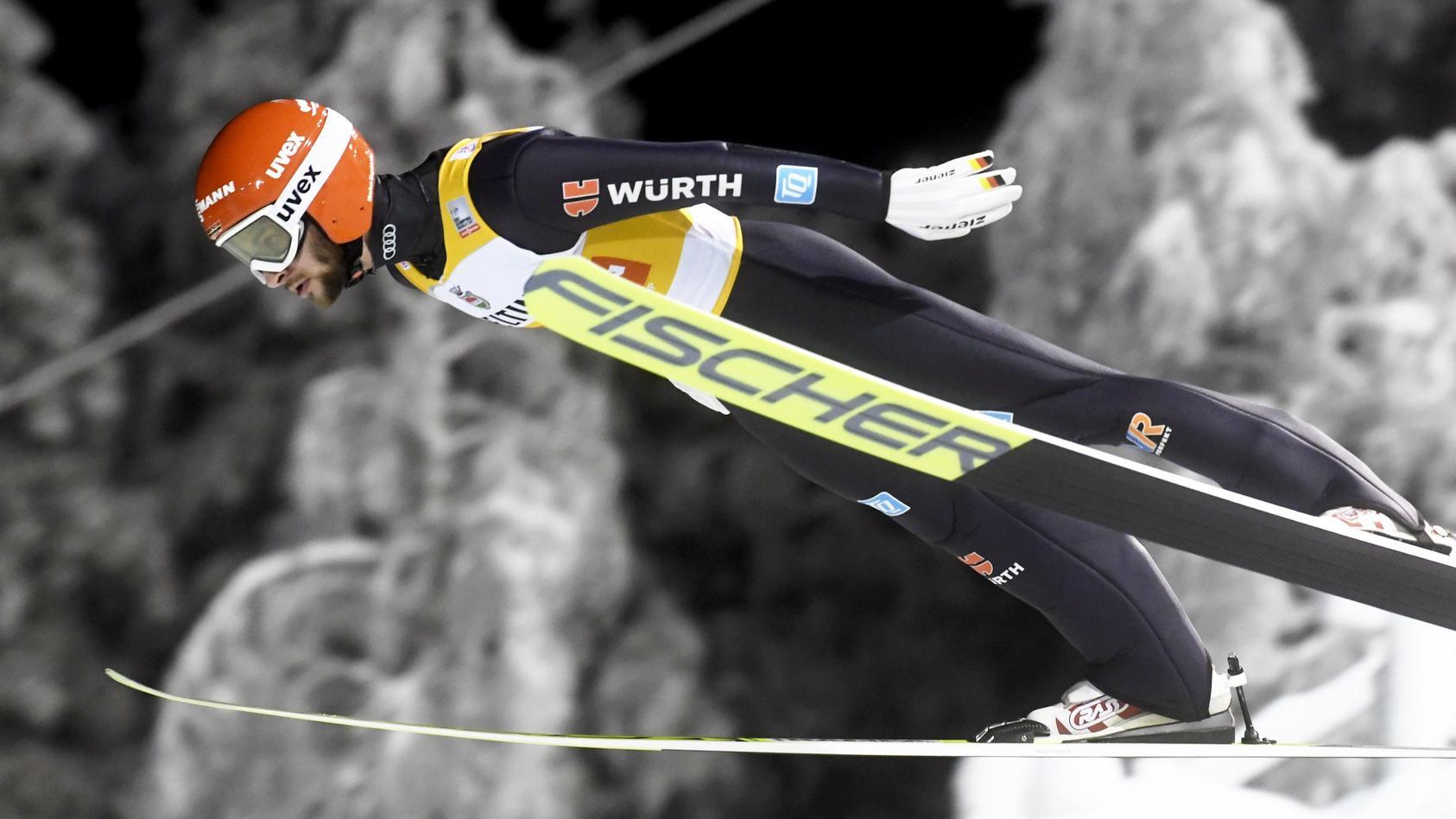 Skisprung-Weltmeister Markus Eisenbichler gewinnt auch in Kuusamo