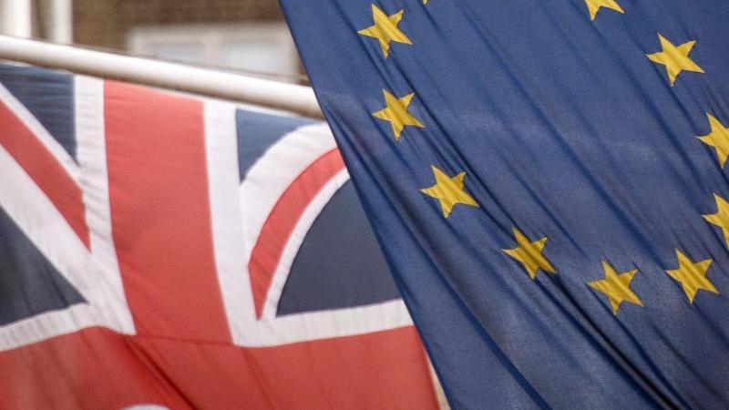 Im Ringen um einen Handelspakt wird zwischen Großbritannien und der EU die Zeit knapp. Foto: Stefan Rousseau/PA Wire/dpa