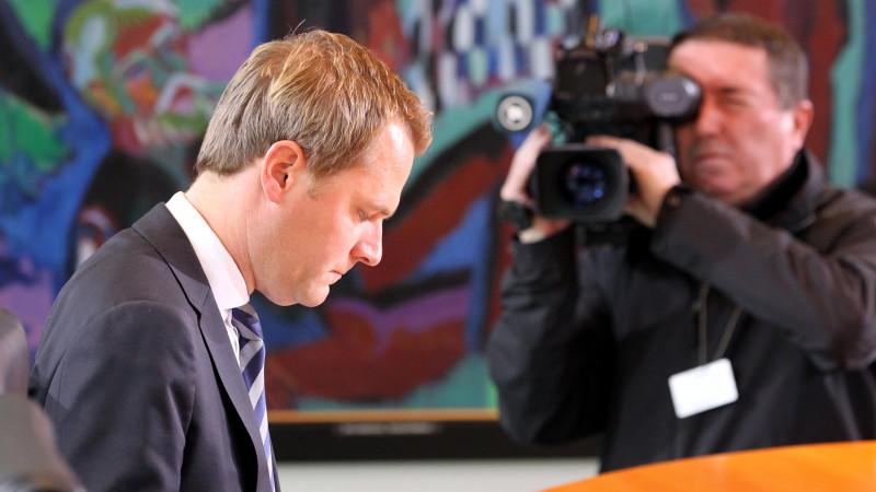 Regierungspläne: Gesundheitsminister Bahr stellte die Eckpunkte vor.