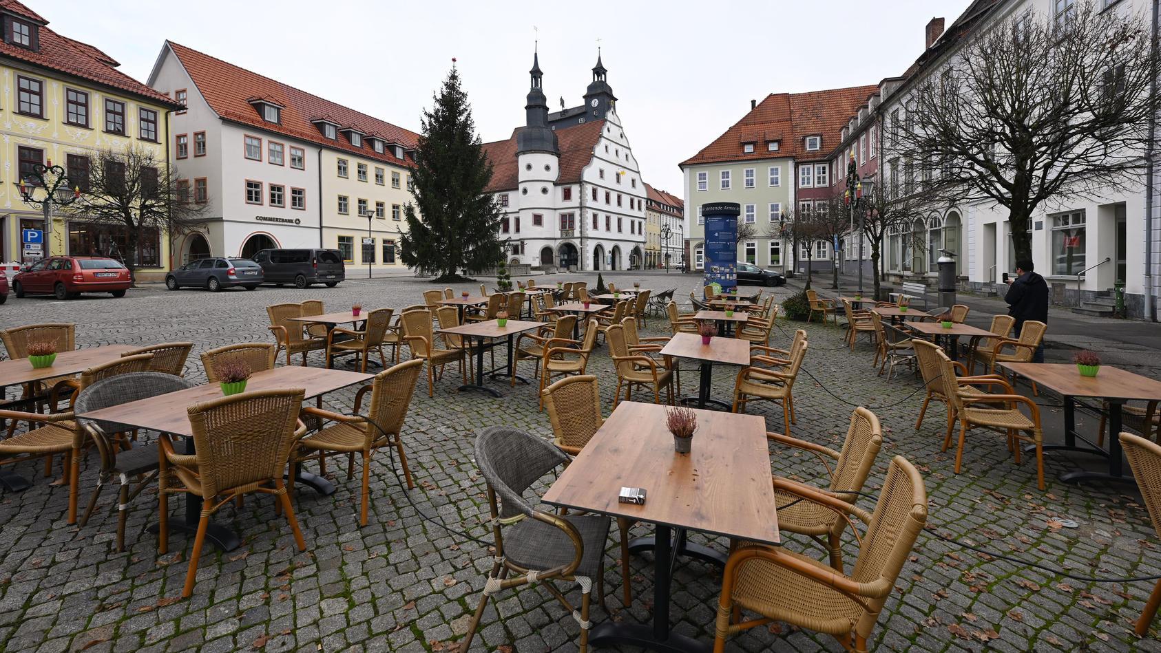 Im Landkreis Hildburghausen gilt seit Ende November ein echter Lockdown.