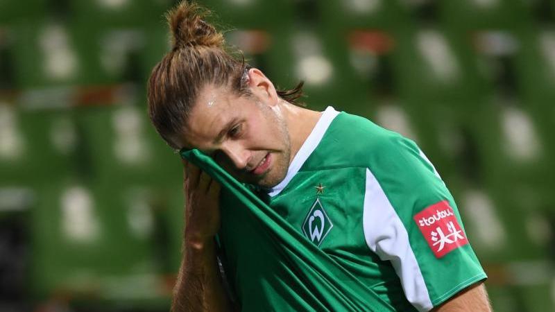 Werders Niclas Füllkrug. Foto: Carmen Jaspersen/dpa/Archivbild